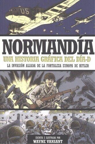 NORMANDÍA. NUEVO. Nacional URGENTE/Internac. económico. HISTORIA