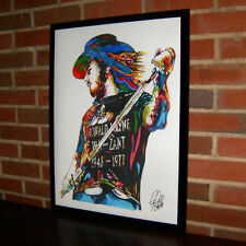 H904 Lynyrd Skynyrd American Rock Music Band Cover Poster Art Decor