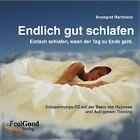 Endlich gut schlafen von Annegret Hartmann (2007)