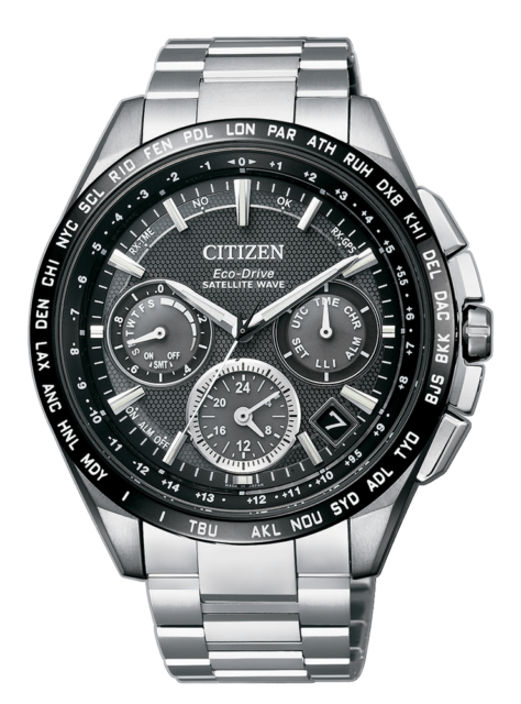 RELOJ CITIZEN CC9015-54E SATELLITE WAVE GPS F900