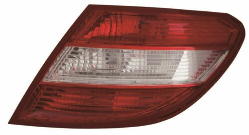 Mercedes C Class W204 Saloon 2007-2010 Non Led Rear Tail Light Drivers Side O//S