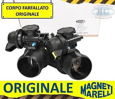 CORPO FARFALLATO PEUGEOT 407 2.0 HDi MAGNETI MARELLI