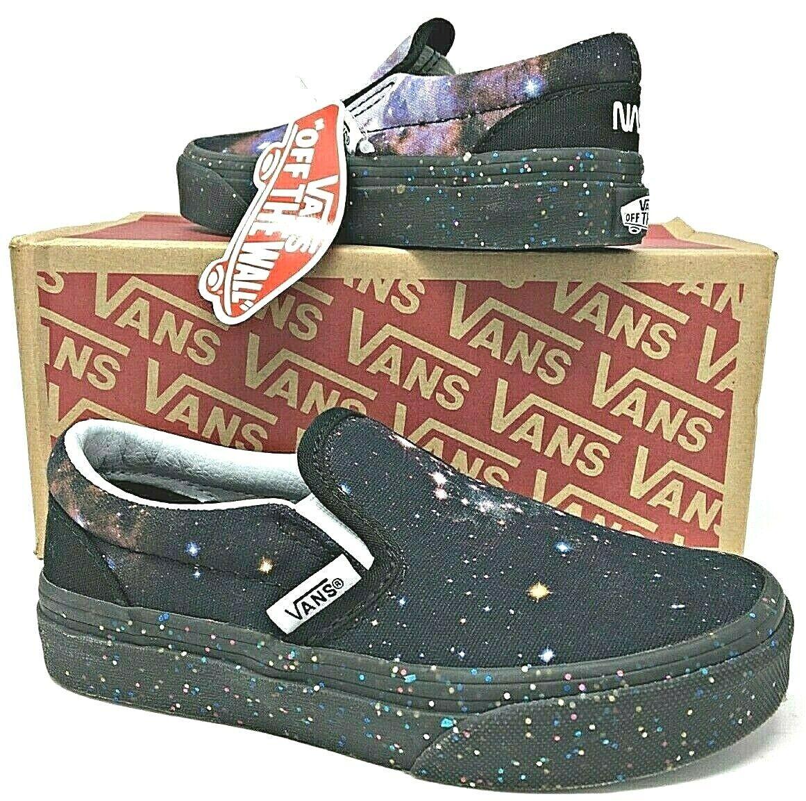 VANS X NASA Space Voyager Galaxy