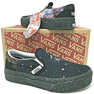 NASA Galaxy Kid's Shoes SZ (VN0A32QIUJ5