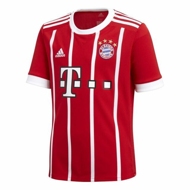 Adidas Fc Bayern Munich Youth Home Jersey 2017 18 For Sale Online