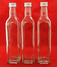 20x 250 ml Glasflaschen MAR Flasche 0,2Liter Saft-Flasche Likör-Flasche Flaschen