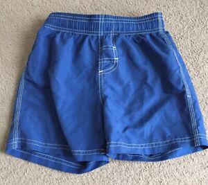 Demo-Boys-Navy-Blue-Swim-Shorts-Age-5-6