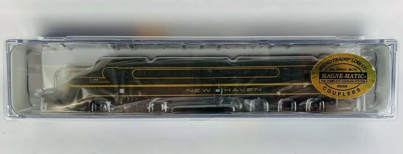 N Scale Walthers  N - DL-109 New Haven  Railroad  DC  929-50202