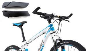 Cyclisme-Mtb-Mountain-Velo-en-alliage-d-039-aluminium-Guidon-Bar-End-Grip