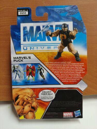 Marvel univers S4 20 Puck Comic Shot Collectible échelle 1:16