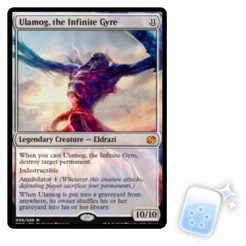 THE INFINITE GYRE Modern Masters 2015 Magic MTG MINT CARD ULAMOG