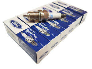 Genuine Spark Plugs For Ford Falcon Ba Bf Bf2 Fg Agsp22z13 Iridium