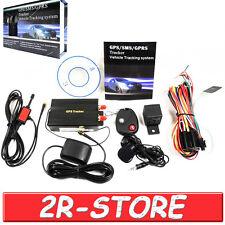 TK103 TRACKER GPS/GSM/GPRS LOCALIZZATORE SATELLITARE ANTIFURTO AUTO MOTO