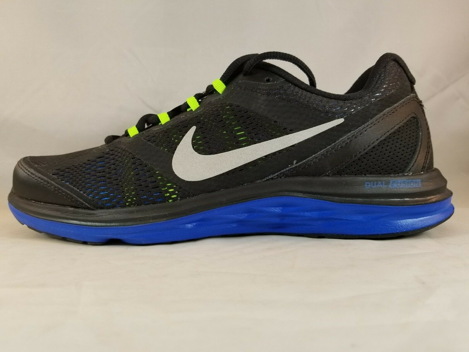 Nike Dual Fusion Run 3 Men's Running shoes 653596 001 Size 7