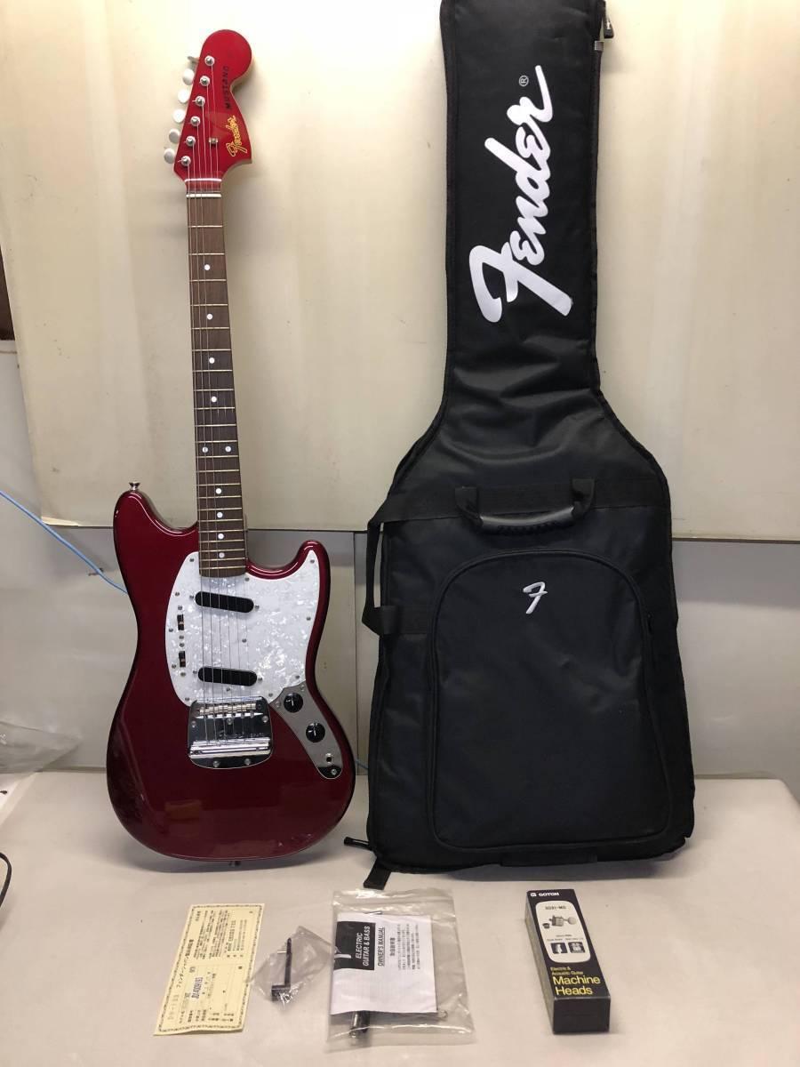 Fender Fender Japan MUSTANG MG 69 MH bietet JAPAN seltene nützliche EMS F S