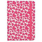 Trendz Universal Case With Closing Stap for 7 Inch Tablet - Pink Hearts