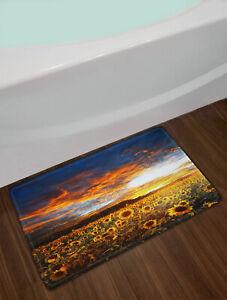 """Kitchen 15X23/"""" Cute Easter Bunny Home Room Decor Carpets Non-Slip Door Floor Mat"""