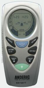 New Anderic Ceiling Fan Remote Control Uc7087t With Fan