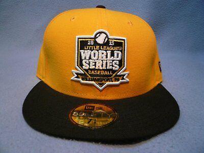 New Era 59fifty Little League World Series Southeast Brand New Cap Hat Llws 15 Ebay