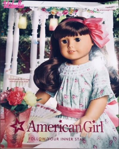 American Girl SAMANTHA Catalog Magazine SPECIAL DAY OUTFIT BEFOREVER NEVER USED