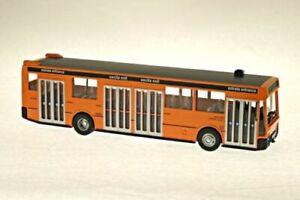 Vieille voiture échelle de bus urbains Iveco Turbocity 1/43
