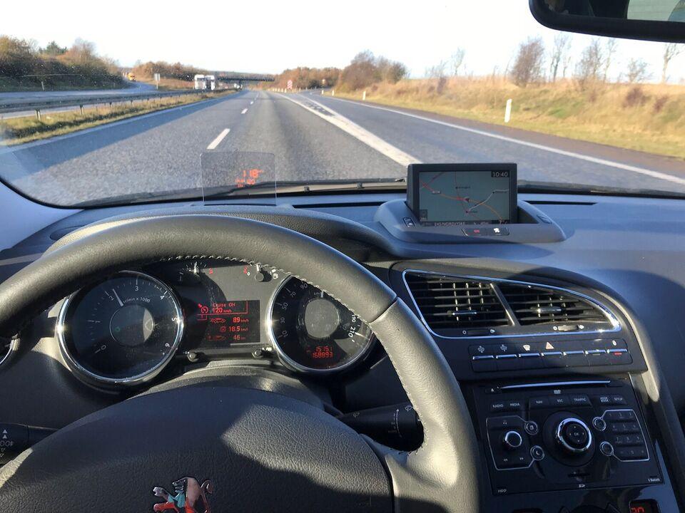 Peugeot 5008 alt i udstyr