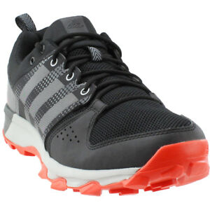free shipping 4273f 16dca Image is loading adidas-galaxy-trail-Trail-Running-Shoes-Black-Mens
