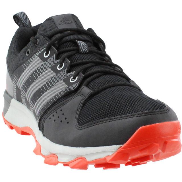 100900af237 adidas galaxy trail Trail Running Shoes - Black - Mens