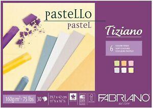 Farbiges-PASTELLPAPIER-in-6-hellen-Farben-fuer-Pastellkreide-Pastellstifte-DIN-A3
