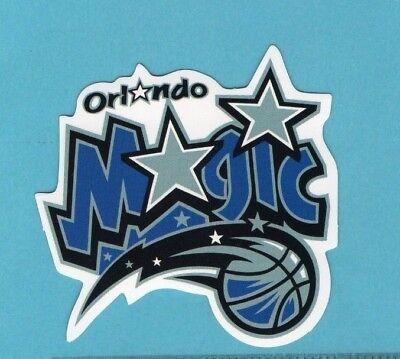 Lot of 3 Orlando Magic Vinyl Stickers