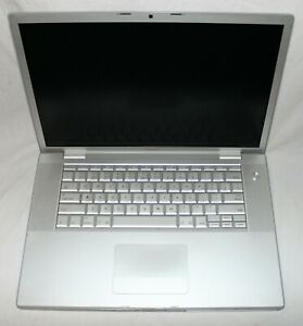 Apple Macbook Pro 2007 A1226 Core 2 Duo 2.4GHz nothing missing not working