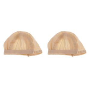 Doll Wigs Cap Headgear Fits for 1//3 BJD Doll Fixed-Wig Net DIY Making Nude