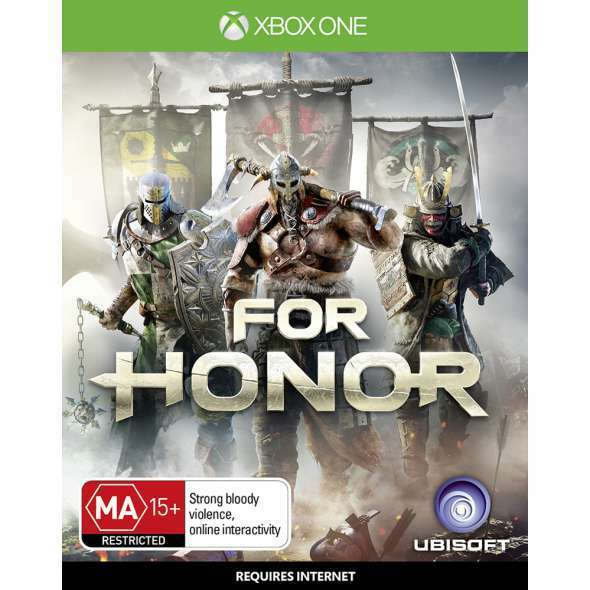 For Honor *Free Next Day Post from Sydney* (Xbox One Game)