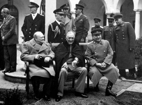 WW2 The Big Three Picture
