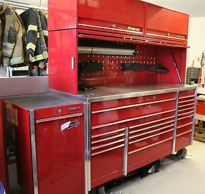 Admirable Snap On Winston Select Candy Apple Red Metal Mechanic Tool Chest Cart Work Bench Ebay Beatyapartments Chair Design Images Beatyapartmentscom