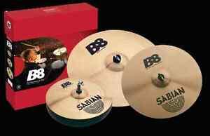 Sabian-B8-Performance-Set-HI-HA-14-16-20-OMAGGIO-14-CRASH-18-THIN-CRASH