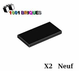 Lego-87079-x2-Tile-2-x-4-Black