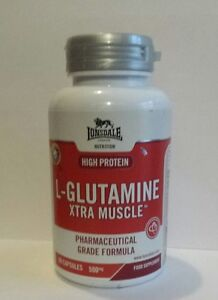 l glutamine capsules 500mg x60  Pharmaceutical  grade formula High protein W - <span itemprop='availableAtOrFrom'>Blackpool, United Kingdom</span> - l glutamine capsules 500mg x60  Pharmaceutical  grade formula High protein W - <span itemprop='availableAtOrFrom'>Blackpool, United Kingdom</span>