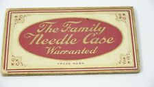 The Family Needle Case