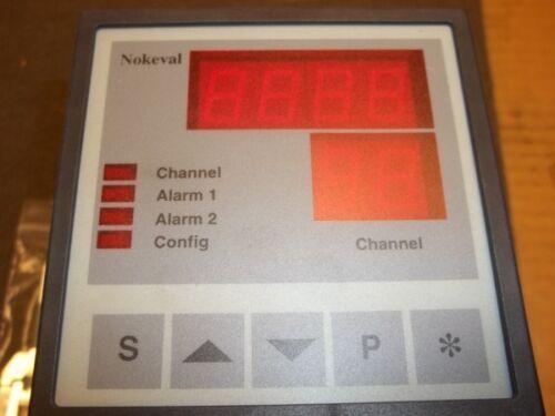 Nokeval Model 538-ARA Multipoint Indicator New