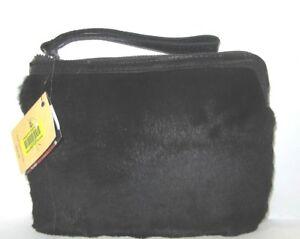 Image Is Loading Patricia Nash Winter Fur Cassini Wristlet Clutch Bag