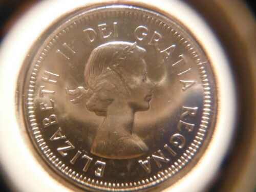 1963 Nickel Five Cents ***** Brilliant /& Uncirculated From Roll