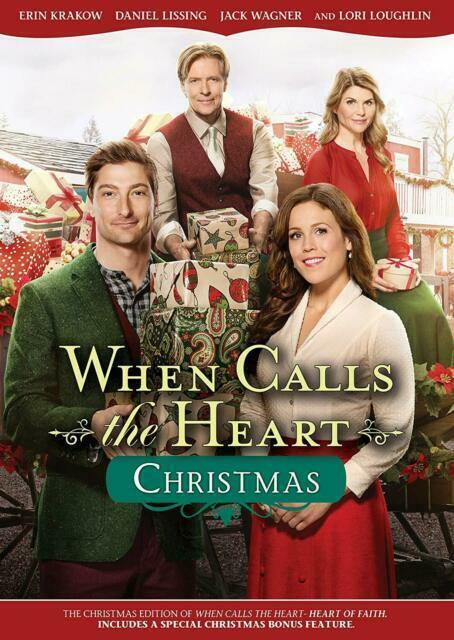 Www.Ebay.Com  When Calls The Heart 2020 Christmas Dvd S When Calls The Heart Christmas DVD   H1 for sale online | eBay