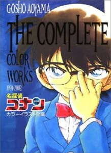 Conan-Gosho-Aoyama-The-Complete-Color-Works-1994-2002