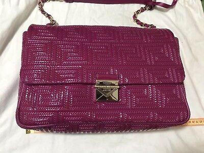 Versace Handbag Shoulder Bag Pink Colour Ebay