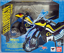 Brand New Bandai Tamashii S.H.Figuarts Kamen Rider Black RX Acrobatter USA