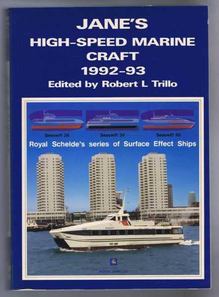 Shipping: Jane's High-Speed Marine Craft 1992-93