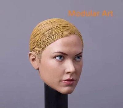 """Arte Modular MA013 Escala 1//6 T-x Cabeça Esculpida Exterminador Do Futuro 3 por 12/"""" Figura De Ação"""