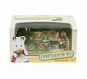 Calico-Critters-Sylvanian-Families-Relaxation-Room-Family-Garden