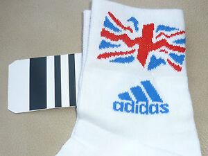 Adidas British Cycling Socks Xs (31-35) Neuf Avec étiquettes-afficher Le Titre D'origine